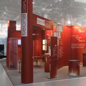 Exhibition System - Gallery Image