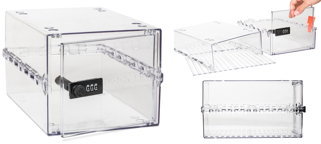 Lockable Box Product - Image 1