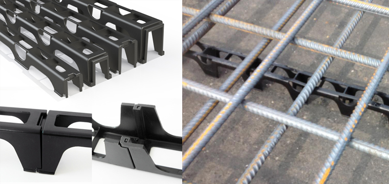 Rebar Grid Support - Gallery Image