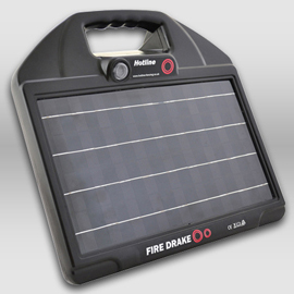 Solar-powered Energiser Product - Gallery Image